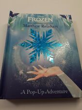 Frozen by Matthew Reinhart (2016, Hardcover)