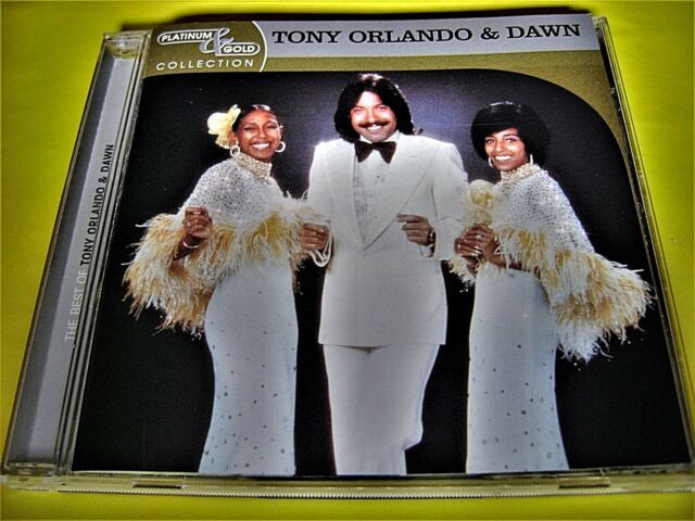 TONY ORLANDO & DAWN - PLATINUM & GOLD COLLECTION | THE BEST OF | Shop 111austria