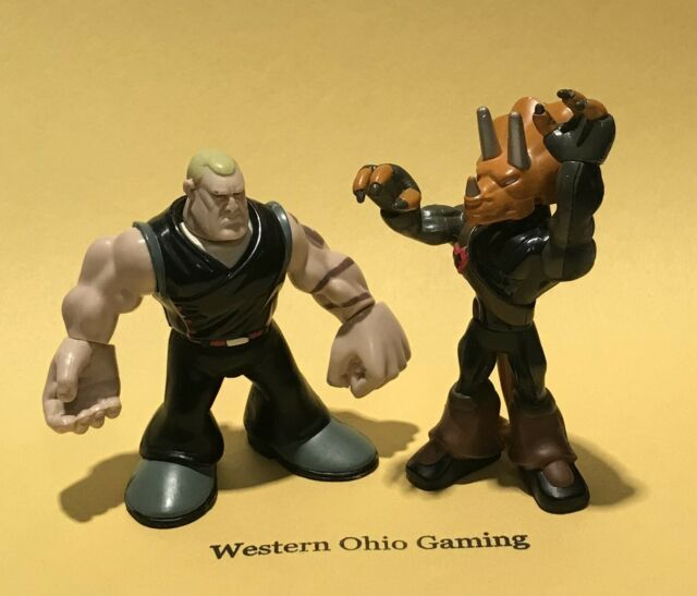 2007 Playmate Tmnt 2 X Teenage Mutant Ninja Turtles Villains Toy