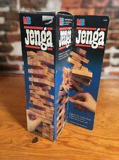Jenga Original Vintage 1986 Edition from Milton Bradley