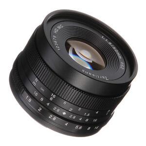 50mm-F-1-8-Manual-Focus-Fixed-Lens-For-Fujifilm-Fuji-X-mount-X-A1-A2-E1-E2-T1-T2