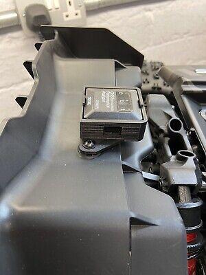 SKY RC GPS GNSS 500023 Unité Étui de Protection en Noir-Arrma