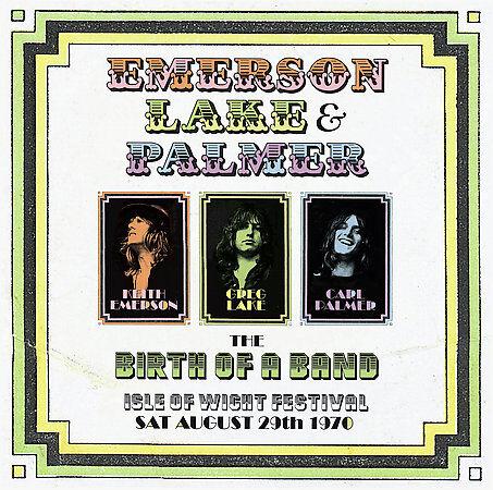FREE US SHIP. on ANY 3+ CDs! NEW CD Emerson Lake & Palmer: B