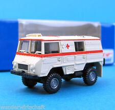 Roco H0 1727 PINZGAUER 4x4 Rotes Kreuz ÖRK DRK Geländewagen OVP HO 1:87