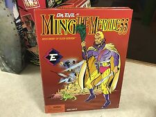 "1998 Playing Mantis MING THE MERCILESS Figure 12"" Inch 1/6 MIB"