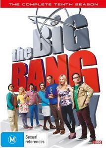The-Big-Bang-Theory-Season-10-DVD-NEW-Region-4-Australia