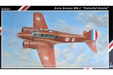 """SPECIAL HOBBY SH48081 1/48 Avro Anson Mk.I """"Colorful Annie"""" with Resin & PE"""