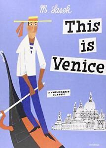This-is-Venice-by-Miroslav-Sasek-NEW-Book-Hardcover-FREE