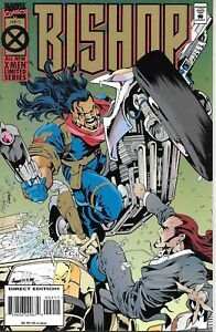 X-Men-Limited-Bishop-2-VF-Marvel-Comics-January-1995