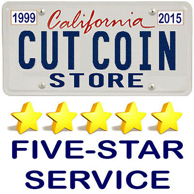 CUT COIN STORE Money Clips and more