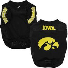 Sporty K-9 NCAA Iowa Hawkeyes Football Dog Jersey