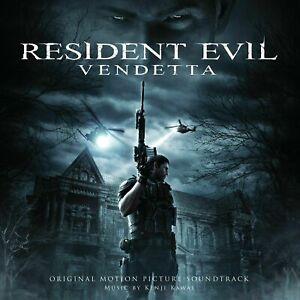 Resident Evil Vendetta Original Soundtrack 2 Lp Colored Vinyl