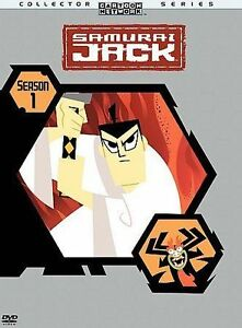 Samurai-Jack-Season-1-DVD-2004-DISC-2-ONLY