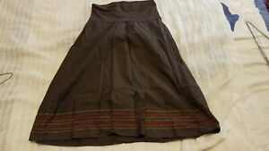 2-Medium-Maternity-Skirts
