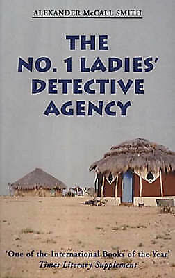 1 of 1 - No.1 Ladies' Detective Agency by Alexander McCall Smith (Paperback, 1998)