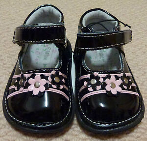 NWT Tar Baby Girls Black Patent Leather Mary Janes