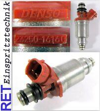 Einspritzdüse DENSO 23250-16160 Toyota Celica 1,8 gereinigt & geprüft