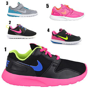 362b4ee96208 Nike Girls Kids Roshe Run Flex Running Trainers Sports Shoes Sizes ...
