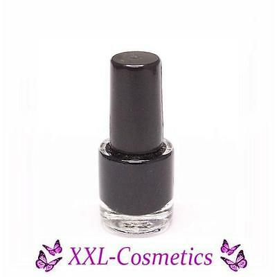 Nailart Stamping Lack Schwarz 3ml MADE IN GERMANY ST-16