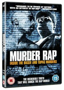 Details about Murder Rap - Inside the Biggie and Tupac Murders (DVD)