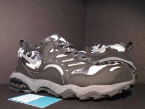 2000 Nike Air TERRA HUMARA SC SNOW CAMO nero  COOL grigio argento   nero 7f5230