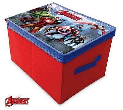 Scatola Portaoggetti Bambini Avengers