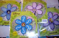 Disney Windmill Your Choice Design Mickey Minnie Frozen Garden Windmill