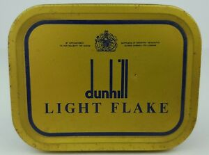 Dating dunhill tobacco tins