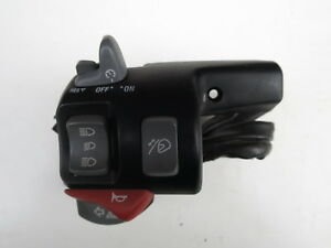 LEFT-HANDLEBAR-SWITCHES-CRUSE-CONTROL-BMW-R1200RT-2006-2009-PART-NR-76597793