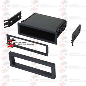 CAR SINGLE DIN INSTALLATION DASH KIT FOR SELECT 2001-2004 VOLVO VEHICLES