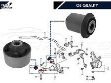 HONDA CIVIC 1.6i 1.7VTEC COUPE LOWER SUSPENSION WISHBONE ARM FRONT REAR BUSH KIT