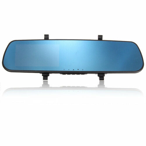Retrovisores 4gb mini cámara Dashcam accidente caja negra auto cámaras de video a145
