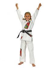 BJJ-Anzug Kids. Ju-Sports. Größe: 130cm. Grappling. Brazilian Jiu Jitsu. Kinder.