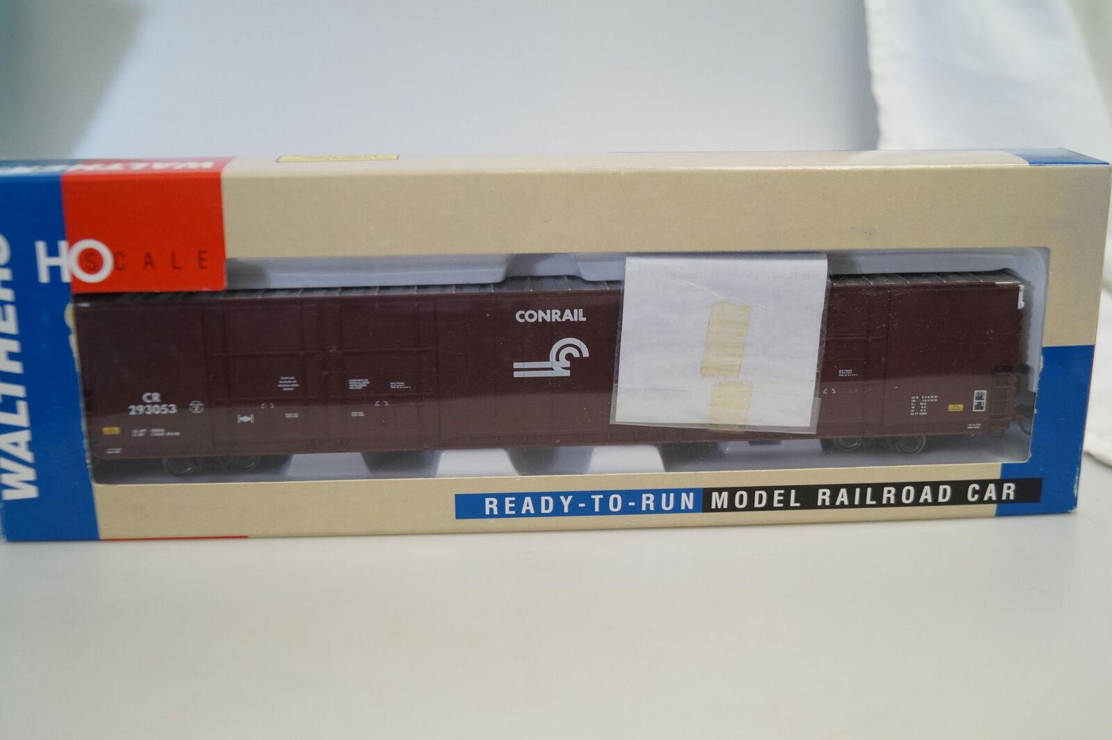 H0  Walthers 3536 Pulluomo Std.hicube scatola Auto Conrail  293053, Nuovo Ovp