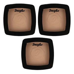 SET 3x Douglas Make-up Mattifying Powder Deep Teint Puder MU0257 Beige 10 g