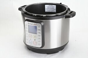Instant Pot Duo Plus 60 9 In 1 6 Qt Programmable Pressure Cooker Main Unit Only Ebay