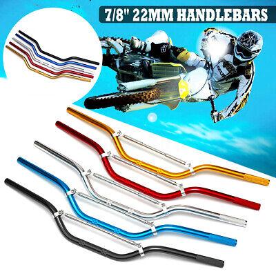 7//8/'/' 22mm Aluminum Handle Bar ATV Pit Dirt Bike Motocross Off-Road Motorcycle