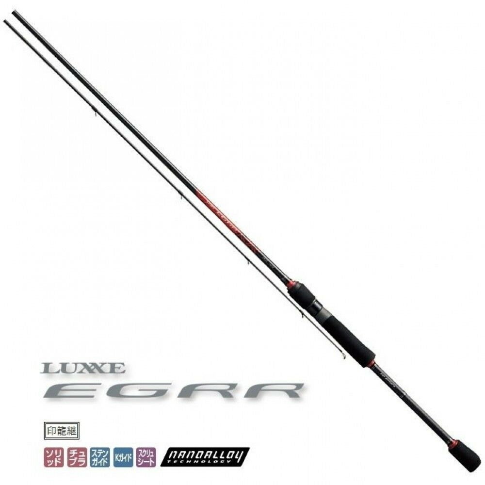 Gamakatsu Rod Luxxe Egrr S82L solid From Stylish Anglers Japan