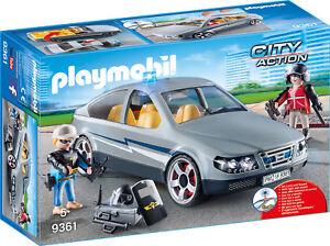 PLAYMOBIL-9361-SEK-Zivilfahrzeug-NEU-amp-OVP