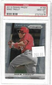Mike-Trout-2013-Panini-Prizm-2nd-year-PSA-10-Angels