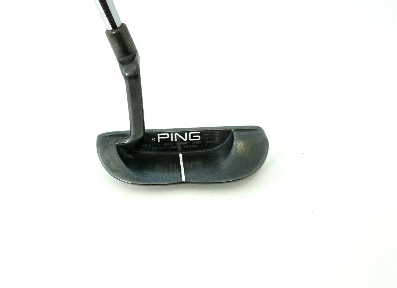 Barnizadas Putter  Ping B60 Óxido Negro Vintage  Compra calidad 100% autentica