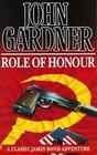 Role of Honour by John Gardner (Paperback, 1993)