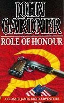 Role of Honour, Gardner, John, Very Good Book