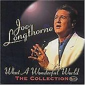 Joe-Longthorne-What-a-Wonderful-World-the-Collection-CD-Fast-and-FREE-P-amp-P