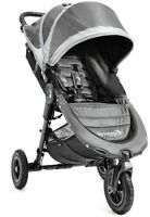 Baby Jogger City Mini Gt Compact All Terrain Stroller Steel Gray 2016