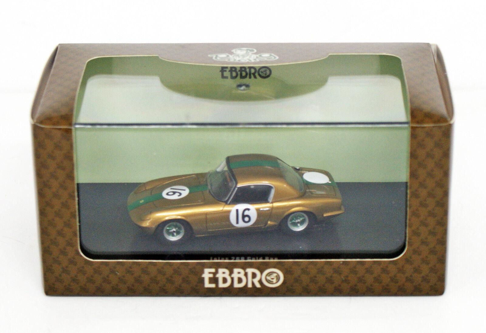 compra en línea hoy Ebbro 44661 44661 44661 Lotus 26r No. 16 EsCocheabajo De oro (Modelo de resina) 1 43 Escala  60% de descuento