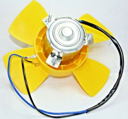 CLASSIC FIAT 127 FIAT 128 COOLING RADIATOR FAN AND ELECTRIC MOTOR BRAND NEW