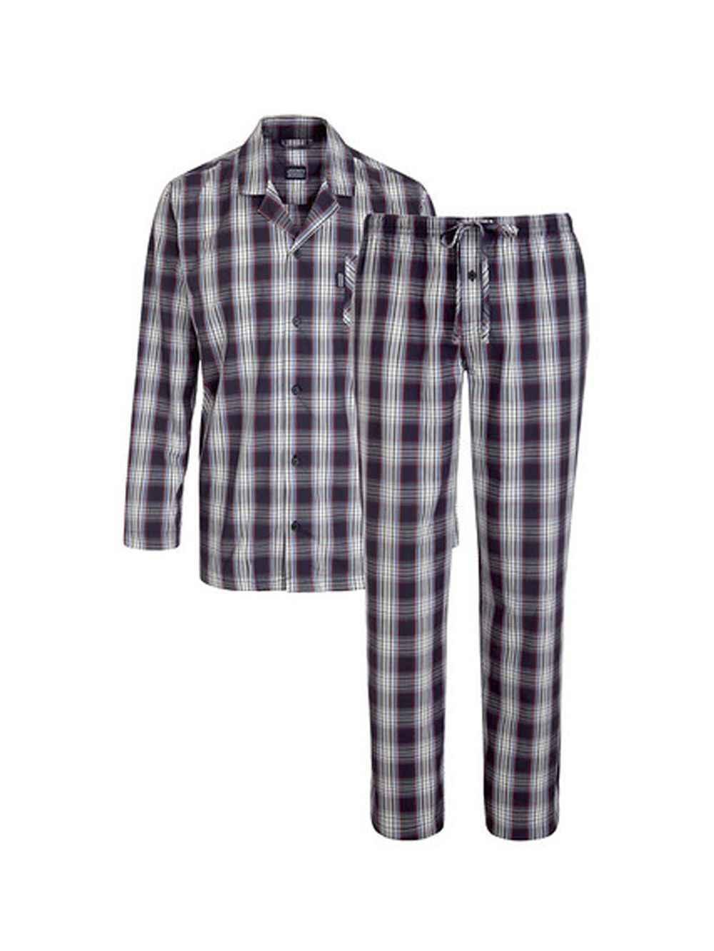 Jockey messieurs web-pyjama Night NOUVEAU & OVP