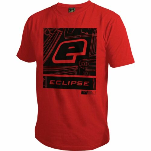 Planet Eclipse Pro-Formance T-Shirt Icon Red X-Large Paintball