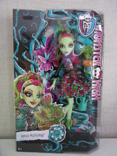 Monster High venus McFlytrap (Bloom and though) - nuevo + embalaje original